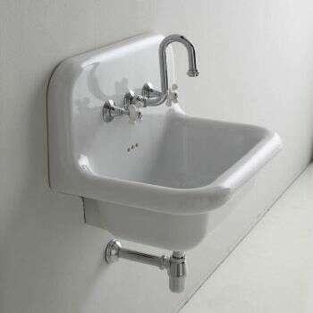 Vasque rectangulaire en céramique True Color