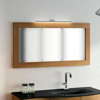 Miroir 108 cm en Teck - Vago
