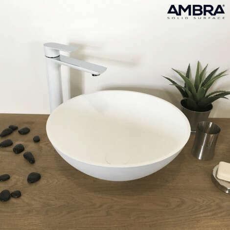 Vasque à poser en solid surface - Coppa