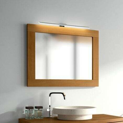 Miroir 73 cm en Teck - Vago