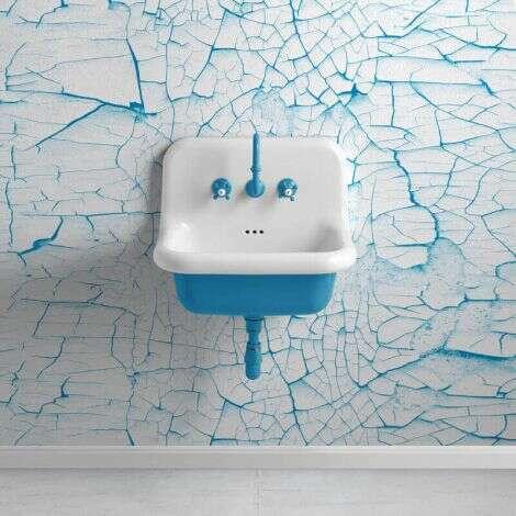 Vasque à suspendre True Colors 60 cm